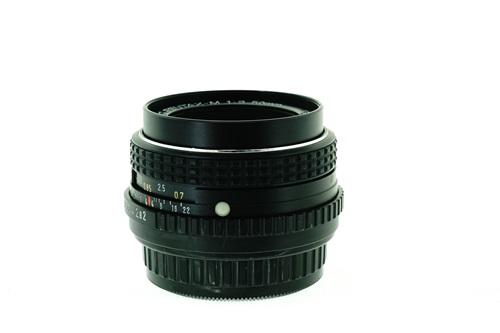 Pentax-M 50mm f2  รูปขนาดปก ลำดับที่ 3 Pentax-M 50mm f2