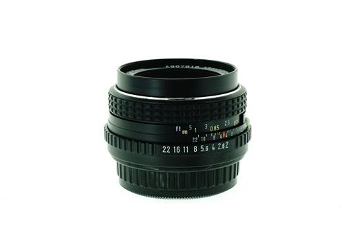 Pentax-M 50mm f2  รูปขนาดปก ลำดับที่ 6 Pentax-M 50mm f2