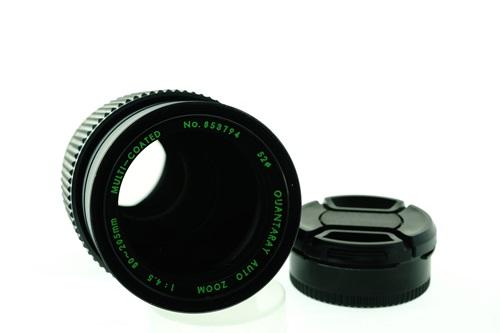 Quantary 80-205mm f4.5  รูปขนาดปก ลำดับที่ 1 Quantary 80-205mm f4.5