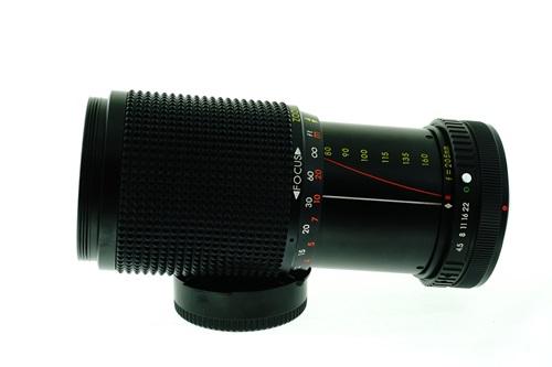 Quantary 80-205mm f4.5  รูปขนาดปก ลำดับที่ 2 Quantary 80-205mm f4.5