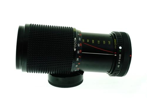 Quantary 80-205mm f4.5  รูปขนาดปก ลำดับที่ 6 Quantary 80-205mm f4.5