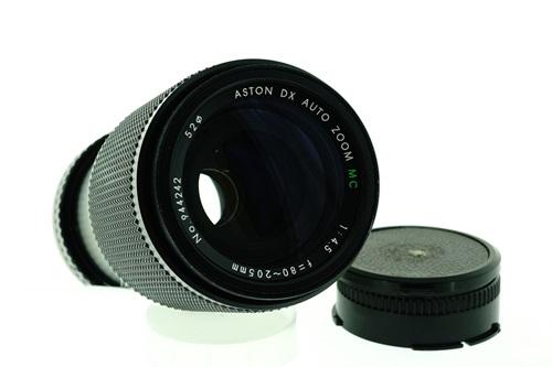 Astox DX MC 80-205mm f4.5  รูปขนาดปก ลำดับที่ 1 Astox DX MC 80-205mm f4.5