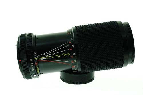 Astox DX MC 80-205mm f4.5  รูปขนาดปก ลำดับที่ 2 Astox DX MC 80-205mm f4.5