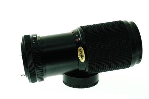 Astox DX MC 80-205mm f4.5  รูปขนาดปก ลำดับที่ 3 Astox DX MC 80-205mm f4.5