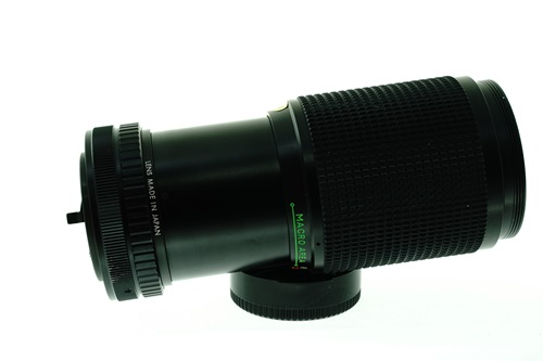 Astox DX MC 80-205mm f4.5  รูปขนาดปก ลำดับที่ 4 Astox DX MC 80-205mm f4.5