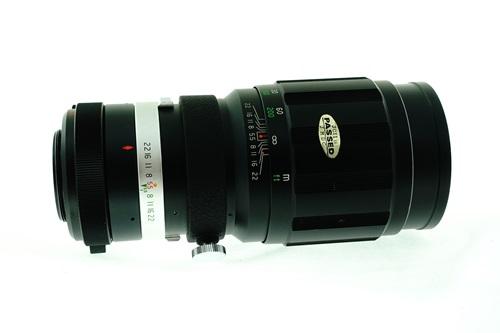 Soligor 300mm f5.5  รูปขนาดปก ลำดับที่ 3 Soligor 300mm f5.5