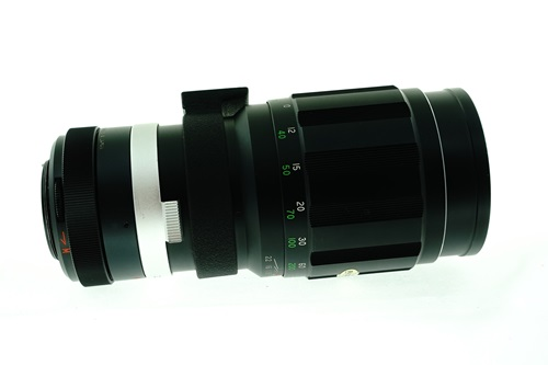 Soligor 300mm f5.5  รูปขนาดปก ลำดับที่ 4 Soligor 300mm f5.5