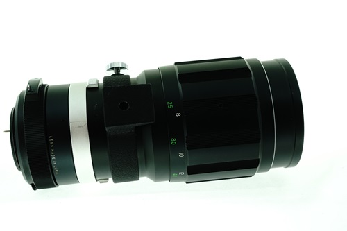 Soligor 300mm f5.5  รูปขนาดปก ลำดับที่ 5 Soligor 300mm f5.5