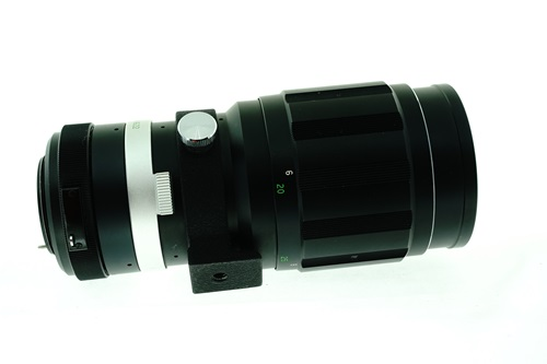 Soligor 300mm f5.5  รูปขนาดปก ลำดับที่ 6 Soligor 300mm f5.5