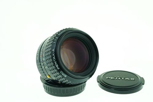Pentax-A 55mm f1.2  รูปขนาดปก ลำดับที่ 1 Pentax-A 55mm f1.2