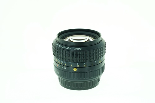Pentax-A 55mm f1.2  รูปขนาดปก ลำดับที่ 3 Pentax-A 55mm f1.2