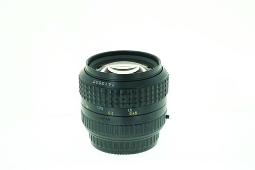 Pentax-A 55mm f1.2  รูปขนาดปก ลำดับที่ 5 Pentax-A 55mm f1.2