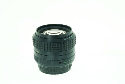 Pentax-A 55mm f1.2  รูปขนาดปก ลำดับที่ 6 Pentax-A 55mm f1.2