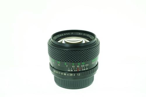 Porst 55mm f1.2  รูปขนาดปก ลำดับที่ 2 Porst 55mm f1.2