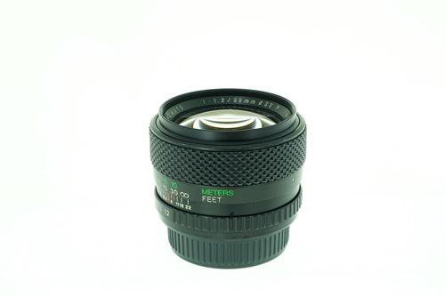 Porst 55mm f1.2  รูปขนาดปก ลำดับที่ 3 Porst 55mm f1.2