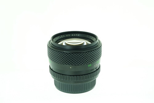 Porst 55mm f1.2  รูปขนาดปก ลำดับที่ 4 Porst 55mm f1.2