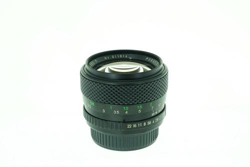 Porst 55mm f1.2  รูปขนาดปก ลำดับที่ 6 Porst 55mm f1.2