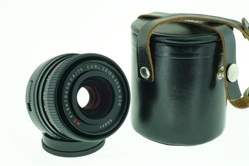 Carl Zeiss Flektogon 35mm f2.4 MC  รูปขนาดปก ลำดับที่ 1 Carl Zeiss Flektogon 35mm f2.4 MC