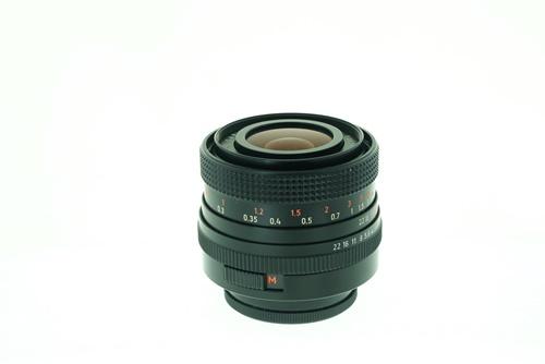 Carl Zeiss Flektogon 35mm f2.4 MC  รูปขนาดปก ลำดับที่ 6 Carl Zeiss Flektogon 35mm f2.4 MC