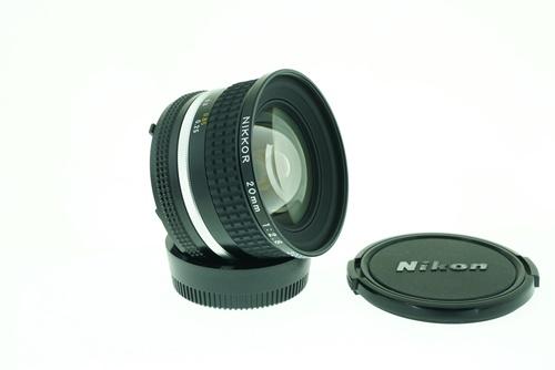 Nikon 20mm f2.8  รูปขนาดปก ลำดับที่ 1 Nikon 20mm f2.8