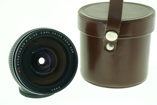 Carl Zeiss Flektogon 20mm f2.8  รูปขนาดปก ลำดับที่ 1 Carl Zeiss Flektogon 20mm f2.8