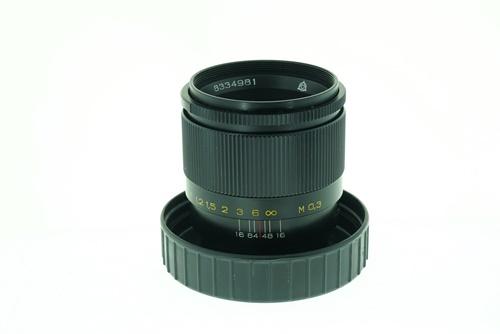 Industar L/Z Macro 50mm f2.8  รูปขนาดปก ลำดับที่ 2 Industar L/Z Macro 50mm f2.8