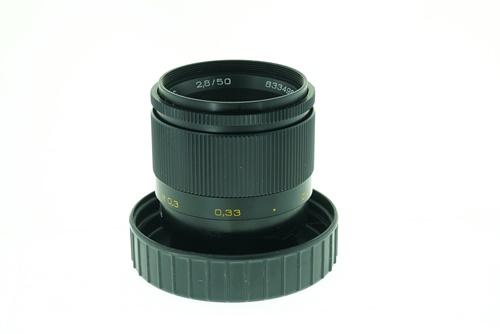 Industar L/Z Macro 50mm f2.8  รูปขนาดปก ลำดับที่ 3 Industar L/Z Macro 50mm f2.8