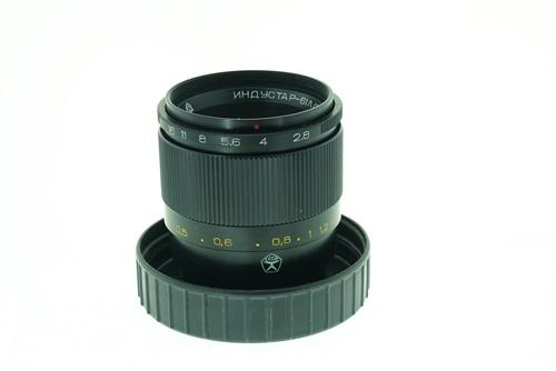 Industar L/Z Macro 50mm f2.8  รูปขนาดปก ลำดับที่ 5 Industar L/Z Macro 50mm f2.8
