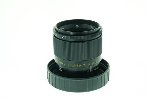 Industar L/Z Macro 50mm f2.8  รูปขนาดปก ลำดับที่ 6 Industar L/Z Macro 50mm f2.8