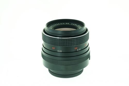 Carl Zeiss Flektogon 35mm f2.4  รูปขนาดปก ลำดับที่ 4 Carl Zeiss Flektogon 35mm f2.4