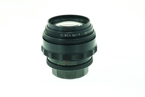 Jupiter-9 85mm f2  รูปขนาดปก ลำดับที่ 2 Jupiter-9 85mm f2