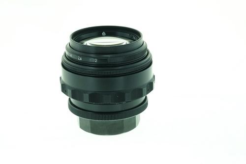 Jupiter-9 85mm f2  รูปขนาดปก ลำดับที่ 3 Jupiter-9 85mm f2