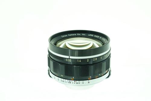 Canon  50mm f0.95 Dream Lens  รูปขนาดปก ลำดับที่ 2 Canon  50mm f0.95 Dream Lend