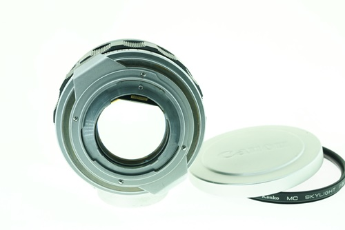 Canon  50mm f0.95 Dream Lens  รูปขนาดปก ลำดับที่ 7 Canon  50mm f0.95 Dream Lend