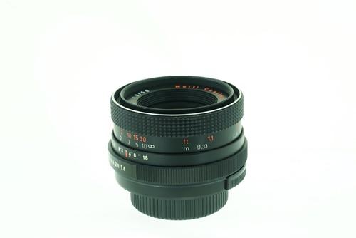 Pentacon 50mm f1.8 (Red Multicoat)  รูปขนาดปก ลำดับที่ 3 Pentacon 50mm f1.8 (Red Multicoat)
