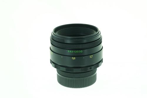 Helios 44-2 58mm f2 (โบ้เก้วน)  รูปขนาดปก ลำดับที่ 4 Helios 44-2 58mm f2 (โบ้เก้วน)