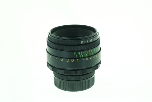 Helios 44-2 58mm f2 (โบ้เก้วน)  รูปขนาดปก ลำดับที่ 6 Helios 44-2 58mm f2 (โบ้เก้วน)