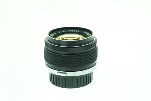 Olympus 50mm f1.4  รูปขนาดปก ลำดับที่ 4 Olympus 50mm f1.4