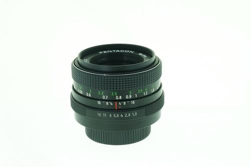 Pentacon 50mm f1.8  รูปขนาดปก ลำดับที่ 2 Pentacon 50mm f1.8