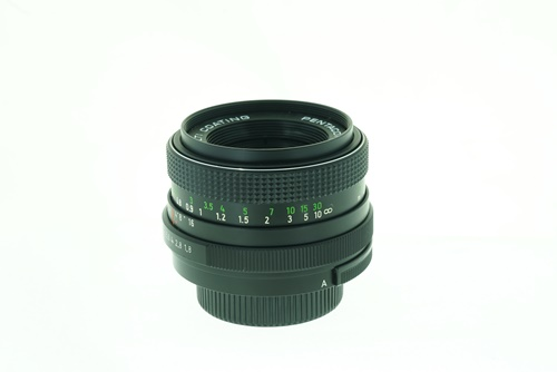 Pentacon 50mm f1.8  รูปขนาดปก ลำดับที่ 3 Pentacon 50mm f1.8