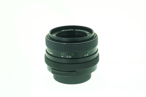 Pentacon 50mm f1.8  รูปขนาดปก ลำดับที่ 4 Pentacon 50mm f1.8