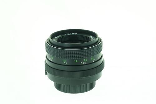 Pentacon 50mm f1.8  รูปขนาดปก ลำดับที่ 5 Pentacon 50mm f1.8