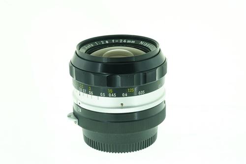 Nikon 24mm f2.8  รูปขนาดปก ลำดับที่ 3 Nikon 24mm f2.8