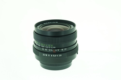 Pentacon 29mm f2.8  รูปขนาดปก ลำดับที่ 2 Pentacon 29mm f2.8
