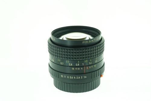 Carl Zeiss Pancolar 50mm f1.4 (V1)  รูปขนาดปก ลำดับที่ 2 Carl Zeiss Pancolar 50mm f1.4 (V1)