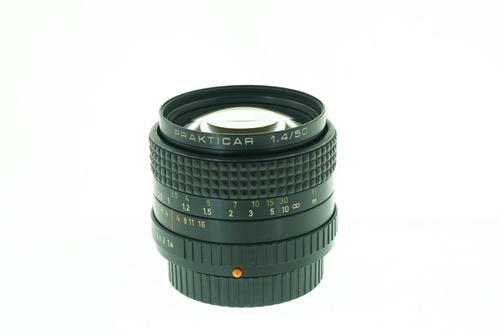 Carl Zeiss Pancolar 50mm f1.4 (V1)  รูปขนาดปก ลำดับที่ 3 Carl Zeiss Pancolar 50mm f1.4 (V1)
