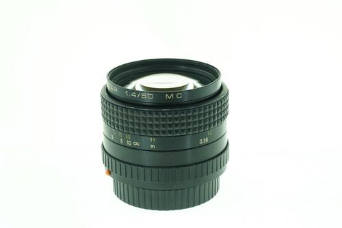 Carl Zeiss Pancolar 50mm f1.4 (V1)  รูปขนาดปก ลำดับที่ 4 Carl Zeiss Pancolar 50mm f1.4 (V1)