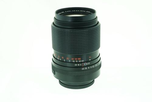 Carl Zeiss Sonnar 135mm f3.5  รูปขนาดปก ลำดับที่ 2 Carl Zeiss Sonnar 135mm f3.5
