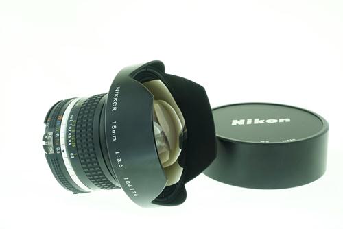 Nikon 15mm f3.5 Ultra Wide  รูปขนาดปก ลำดับที่ 1 Nikon 15mm f3.5 Ultra Wide