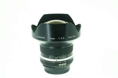 Nikon 15mm f3.5 Ultra Wide  รูปขนาดปก ลำดับที่ 2 Nikon 15mm f3.5 Ultra Wide